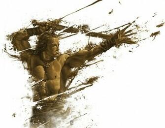Conan the Barbarian by Nerkin