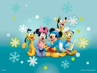 Disney Christmas   Sites Of Great Wallpapers Wallpaper 33253147