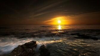 Ocean Sunset wallpaper   905192