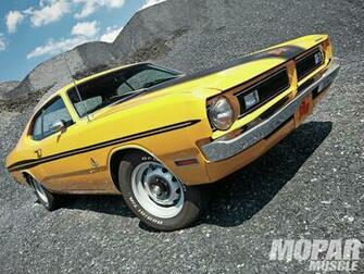 1971 Dodge Demon Hemi muscle cars wallpaper 1600x1200 34802