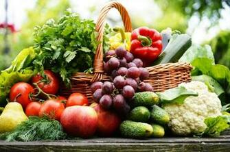 Fruits and Vegetables Wallpapers Desktop Wallpaper Backgrounds