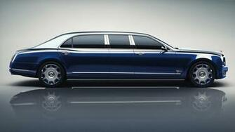 Bentley Mulsanne Grand Limousine Side UHD 4K Wallpaper Pixelz