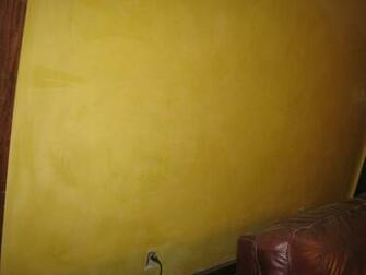 How to Venetian Plaster over Wallpaper From Attic to Crawlspace