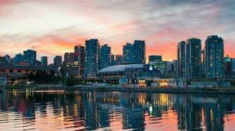 Vancouver Canada City photography wallpaper HD 1080p Wallpaper