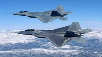 Lockheed Martin F 22 Raptor wallpaper 12147
