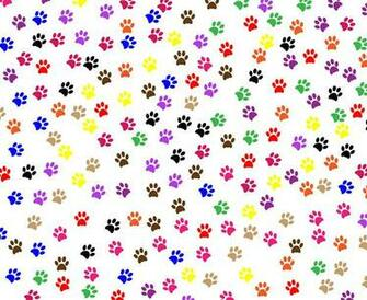 Paw Prints Background Stock Photo   Public Domain Pictures