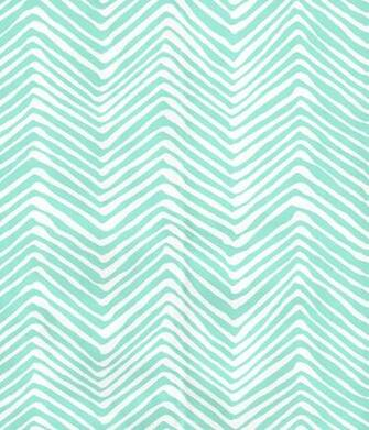 Quadrille Petite Zig Zag Wallpaper