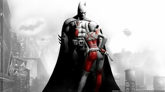 1920x1080 Batman Arkham City desktop PC and Mac wallpaper