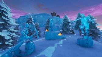 Fortnite Frozen Legends Starter Pack Leaked   Winter themed Red