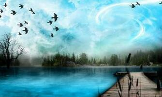 blue sky HD Wallpapers 800x480 Nature Landscape Wallpapers 800x480