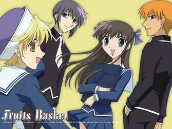 Fruits Basket Wallpaper 002 Ethereal Games