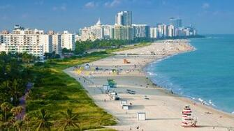 Miami Beach Full HD Desktop Wallpapers 1080p