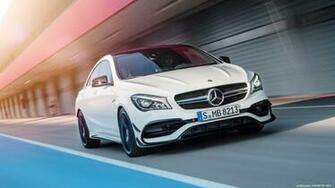 2016 Mercedes benz Cla class Wallpaper HD 16   3840 X 2160 Wall