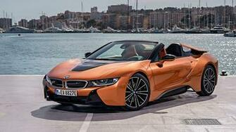 2019 BMW i8 Wallpapers HD Images   WSupercars