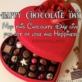 Happy Chocolate Day 2019 Images   Chocolate Day Images Download
