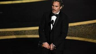 Joaquin Phoenix wins Best Actor Oscar for Joker
