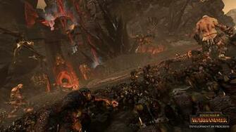 Total War Warhammer Wallpaper in 1366x768
