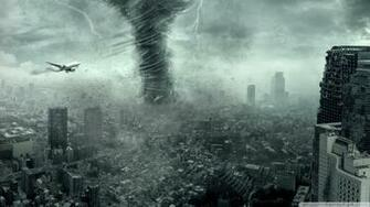 Tornado Hell Unleashed Wallpaper Full HD [20481152]