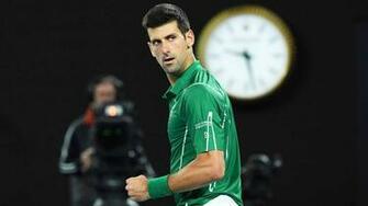 Novak Djokovic Ready For Big Effort Against Roger Federer ATP