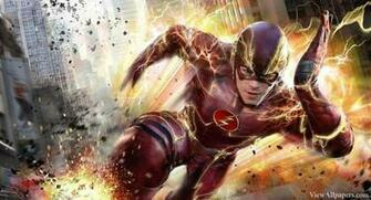 The Flash Television Show High Resolution Wallpaper download The
