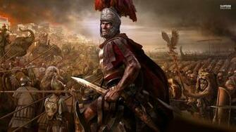 Total War Rome II wallpaper epic battle scenes Pinterest Total