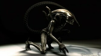 3D Alien   Wallpaper 30796