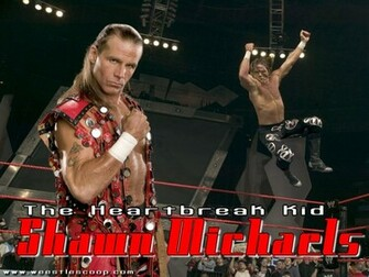 WWE Hot Wallpapers Wwe Wallpapers Hbk Shawn Michaels