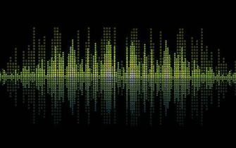 Sound Waves Twitter Backgrounds Sound Waves Twitter Themes