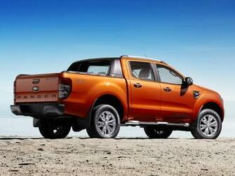 2012 Ford Ranger Wildtrak truck 4x4 wallpaper background