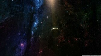 Wallpaper Planet In Deep Space Wallpaper 1080p HD Upload at February