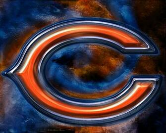 Chicago Bears 3D Logo Wallpaper   Hot NFL Wallpaper Site