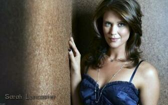 Pics Photos   Sarah Lancaster Wallpaper