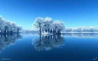 Beautiful Winter Scene Wallpapers   9797