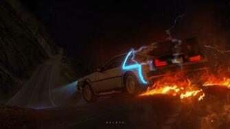 Initial D white Toyota AE86 digital wallpaper car Back to the
