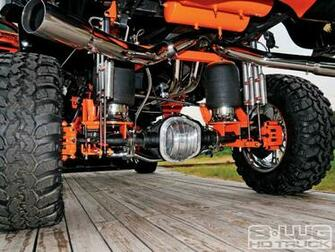2006 Ford F350 Rear Axle Photo 3