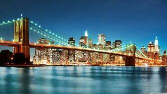 New York City Lights 4K Ultra HD wallpaper 4k WallpaperNet