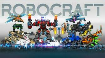 Download 5120x2880 Robocraft Robots Wallpapers   WallpaperMaiden