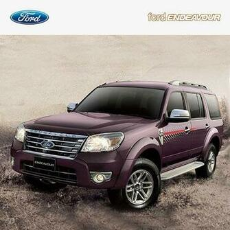 Download Best Wallpaper for Ford Endeavour