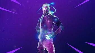Fortnite Galaxy Skin HD Wallpaper 4279 Wallpapers and Stock
