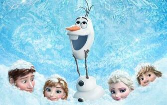 Dsiney Frozen Wallpapers HD Wallpapers