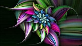 3D Flower HD Wallpapers