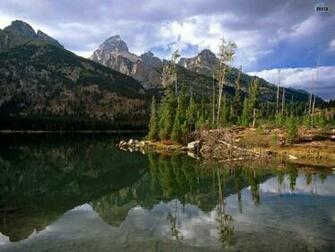 Mountain Lake Screensaver Screensavers   Download Mountain Lake