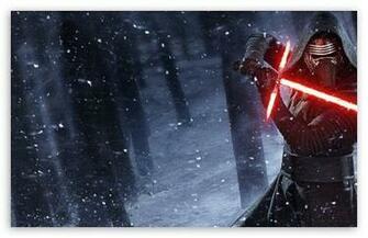 Kylo Ren Star Wars Lightsaber HD desktop wallpaper Widescreen High
