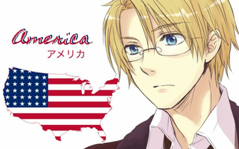 Hetalia America fan Wallpaper by Nightout6