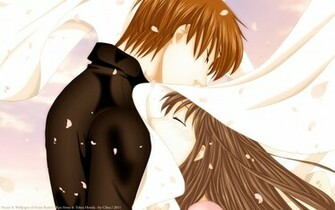 Kyo and Tohru   Fruits Basket Wallpaper 34229361