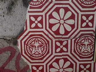 Shepard Fairey wallpaper Flickr   Photo Sharing