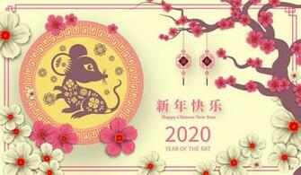 Chinese New Year 2020 Images Wallpapers   HappyNewYear2020