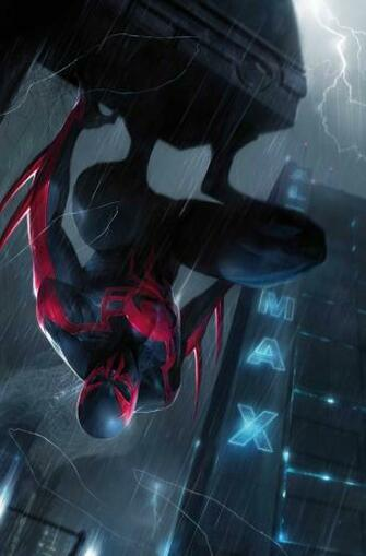 Spiderman 2099 Fan Art Spider Man 2099 11 Cover By