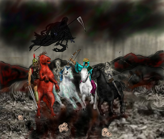 THE FOUR HORSEMEN OF THE APOCALYPSE Images Crazy Gallery
