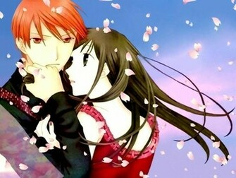 Fruits Basket Wallpaper   Fruits Basket Wallpaper 19852144